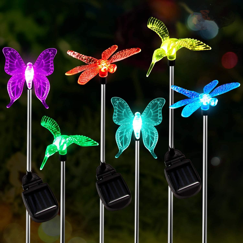 solar panel fairy lights