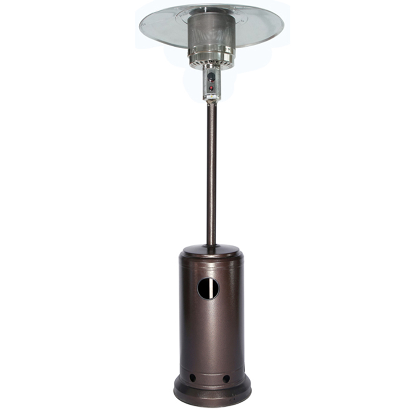 Outdoor infrared patio halogen heater