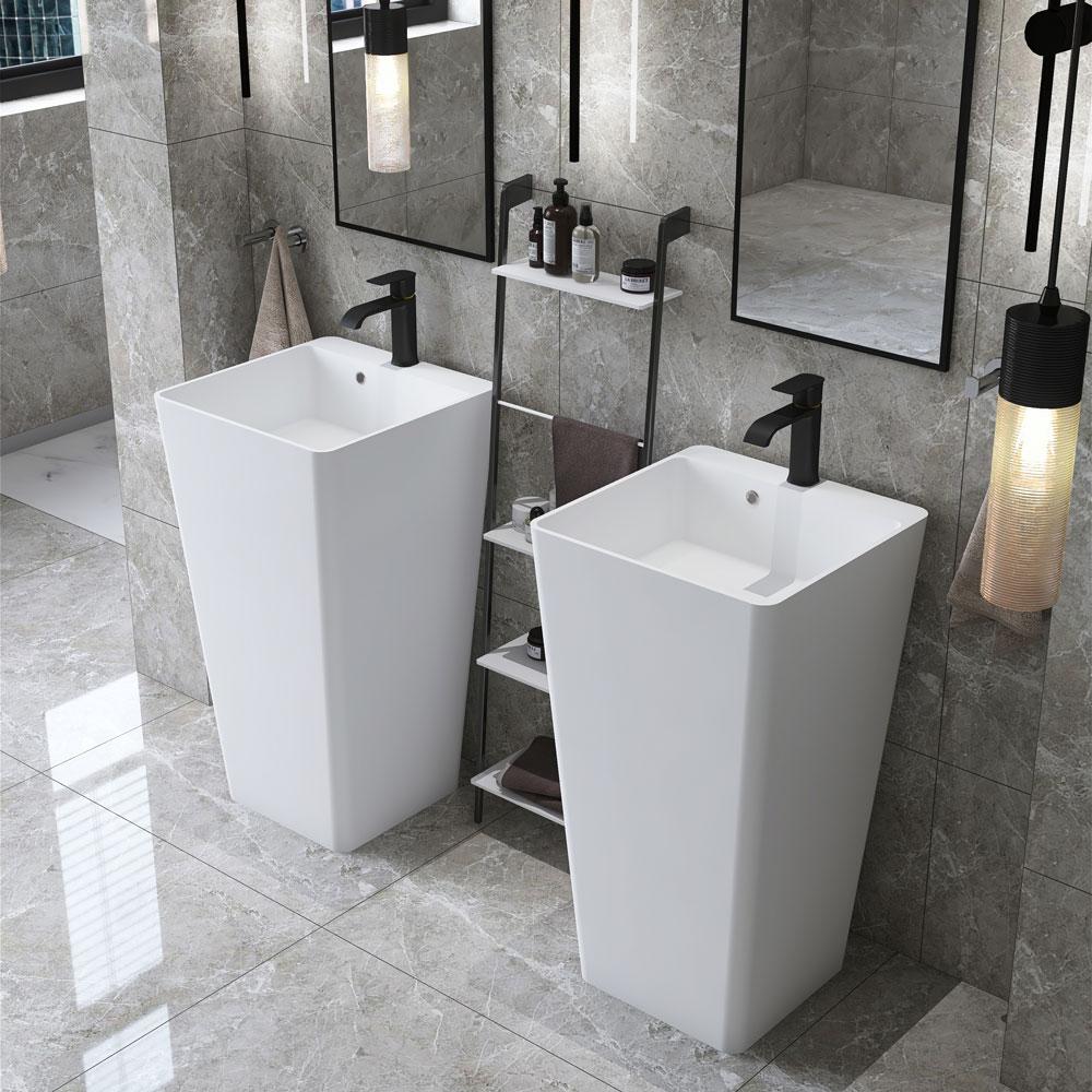 Pedestal Basins