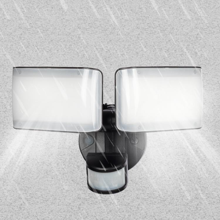 outdoor security lights with sensor litom solar lights