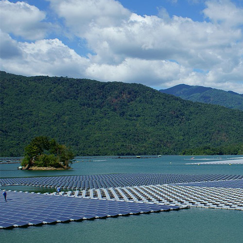 Floating Solar Mounting System