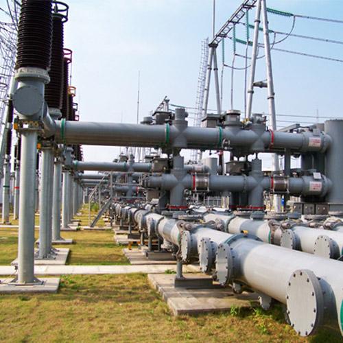 ZF16 252kV Gas Insulated Switchgear