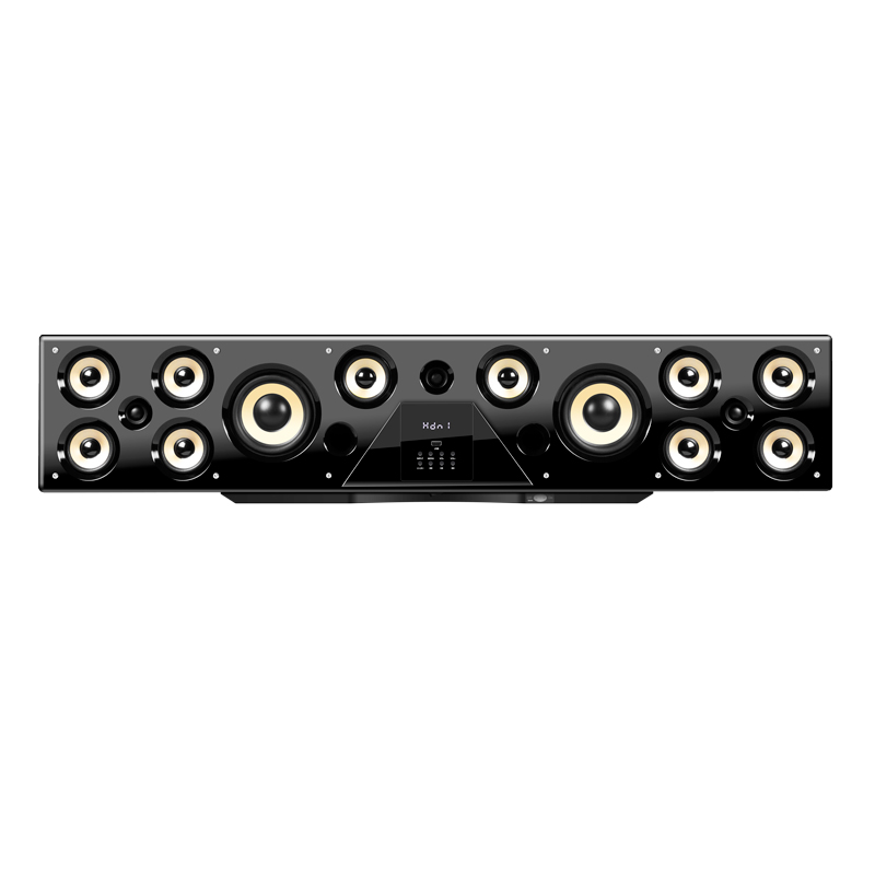 Home Theater System 5.1 channel Surround Sound Bluetooth Coaxial Optical TV Wall Mounted 150W soundbar