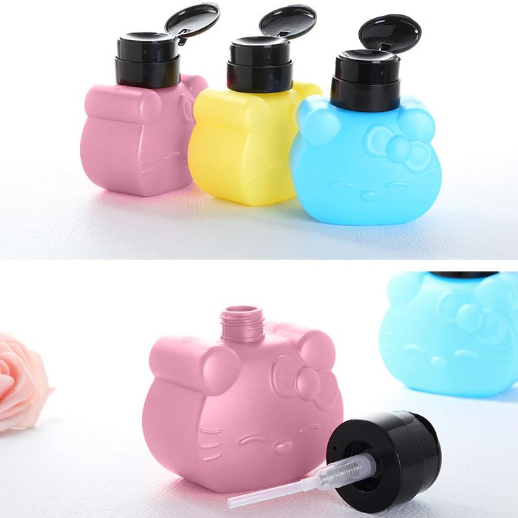 Fluid Pump Dispenser Bottle (12 Oz)