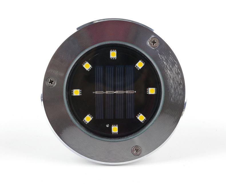 New design solar road light lamp street modern garden lights waterproof IP65 light sensor
