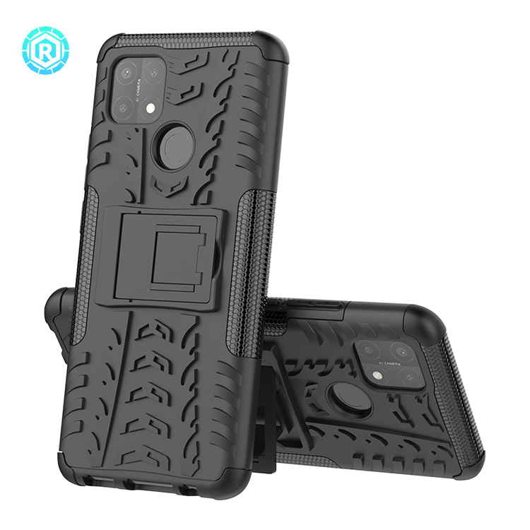 Dazzle Phone Case For OPPO A15